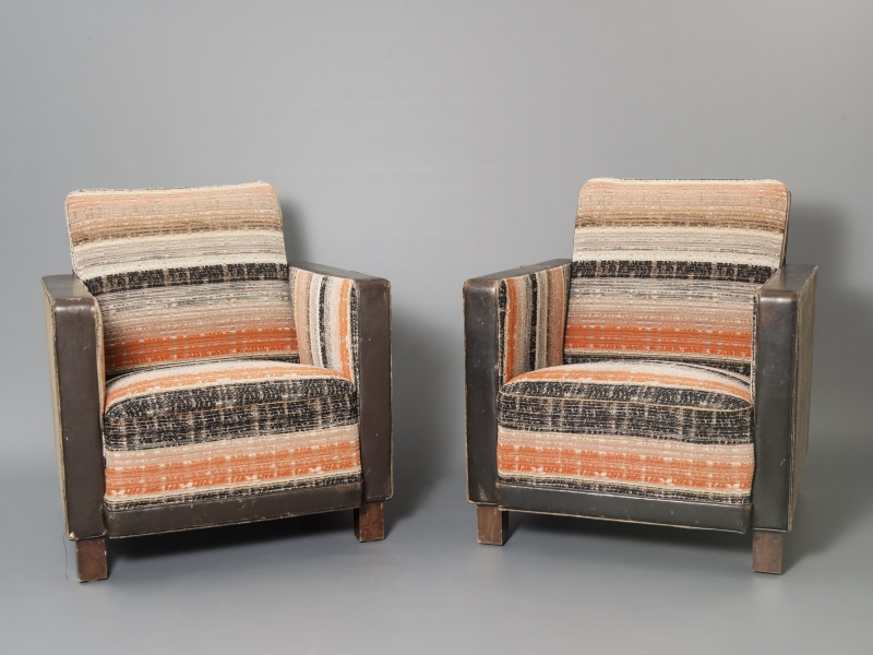 "Armchair ""Modell nr 184"", one of a pair"