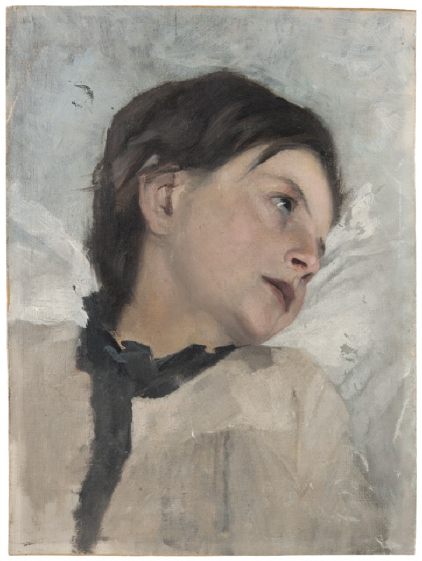 Study for The Convalescent